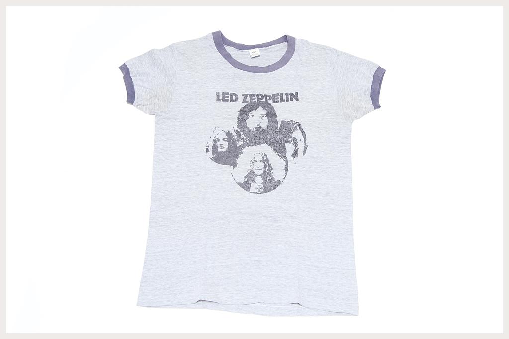 ツェッペリン Tシャツ全体像