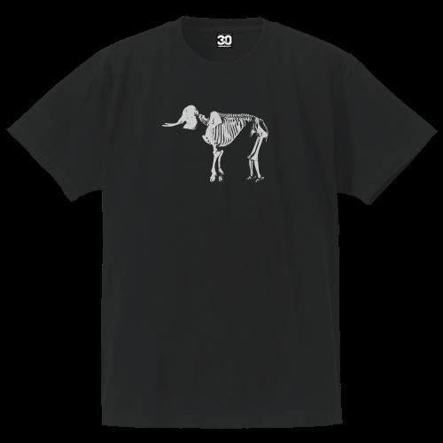 象の骨Tシャツ画像