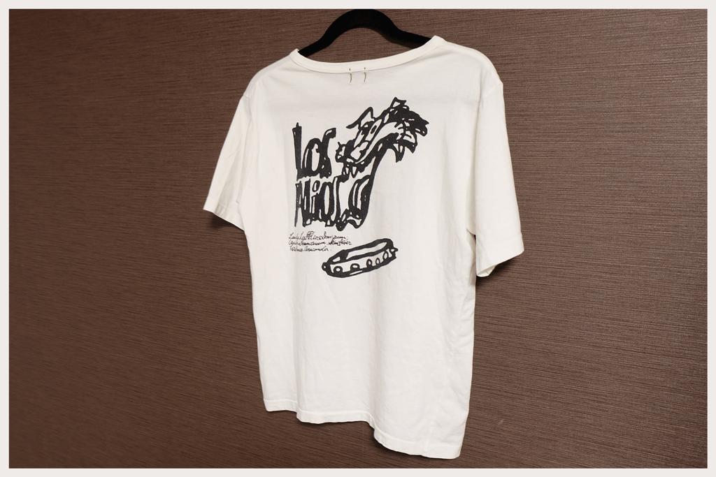 中村達也デザインTシャツ!シャンティ×ロザリオスの懐かしいTシャツ紹介の画像3
