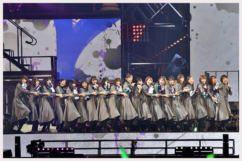 欅坂46デビュー2周年記念ライブ