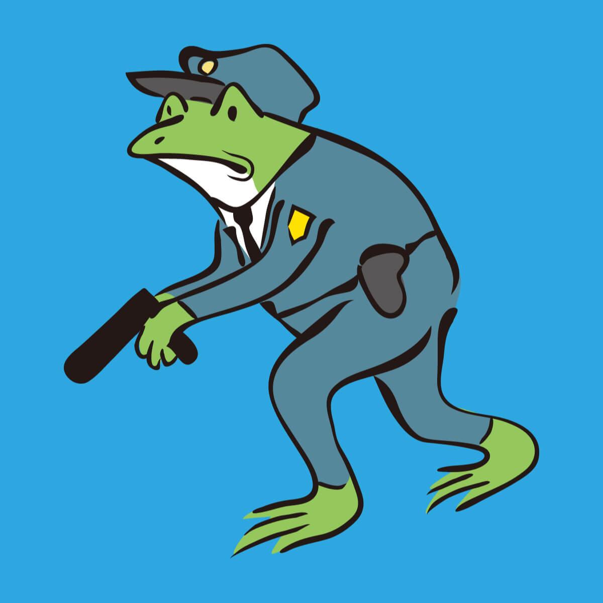 富山市の池多駐在所が襲われ警察官負傷・犯人は誰だ!?動機は??のアイキャッチ