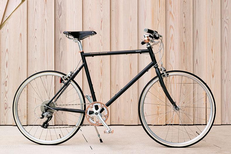 ロースタリー東京限定の自転車